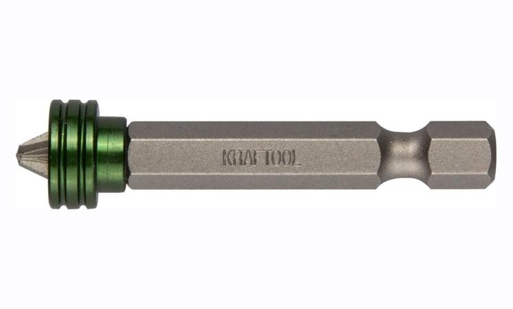 Бита Kraftool expert для саморезов ПШ 50 мм