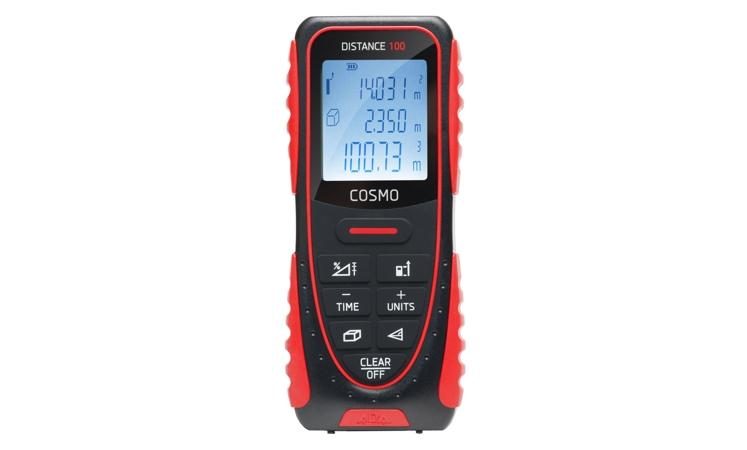 Дальномер лазерный с функцией уклономера ADA Cosmo 100