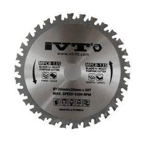 Диск режущий к мультирезаку IVT MPCB-135 - 1