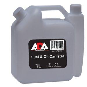 Канистра мерная для смешивания топлива и масла ADA