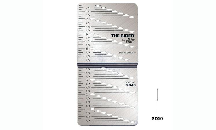 Лекало SD50 для разметки и нарезки панелей D5C Malco