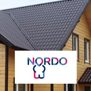 Модульная металлочерепица Nordo