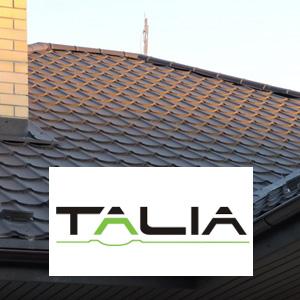 Модульная металлочерепица Talia