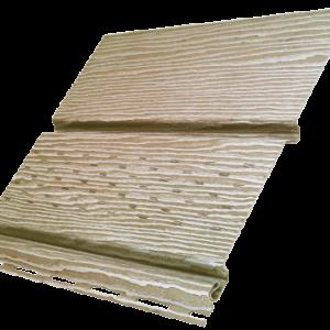 Софит Timberblock дуб натуральный Ю-пласт с частичной перфорацией
