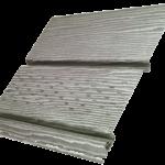 Софит Timberblock дуб серебристый Ю-пласт с частичной перфорацией