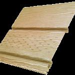 Софит Timberblock дуб золотой Ю-пласт с частичной перфорацией