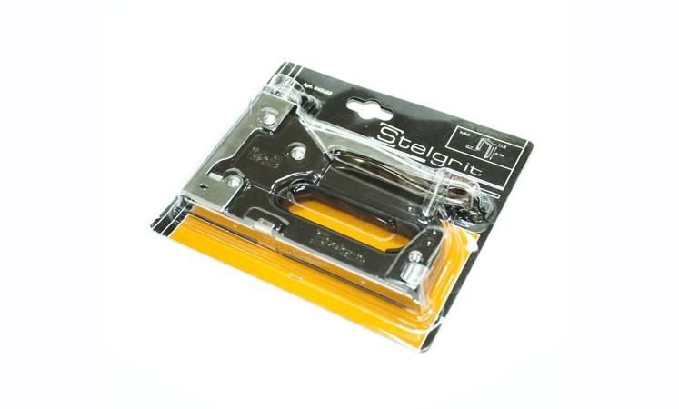 Степлер для скоб 4-14х0,7 мм Stelgrit