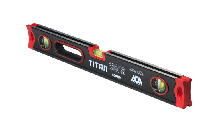 Уровень строительный ADA Titan 600 (60 см)