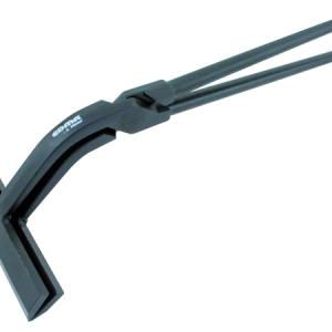 Клещи большие 45 градусов 180 мм накладное соединение EDMA